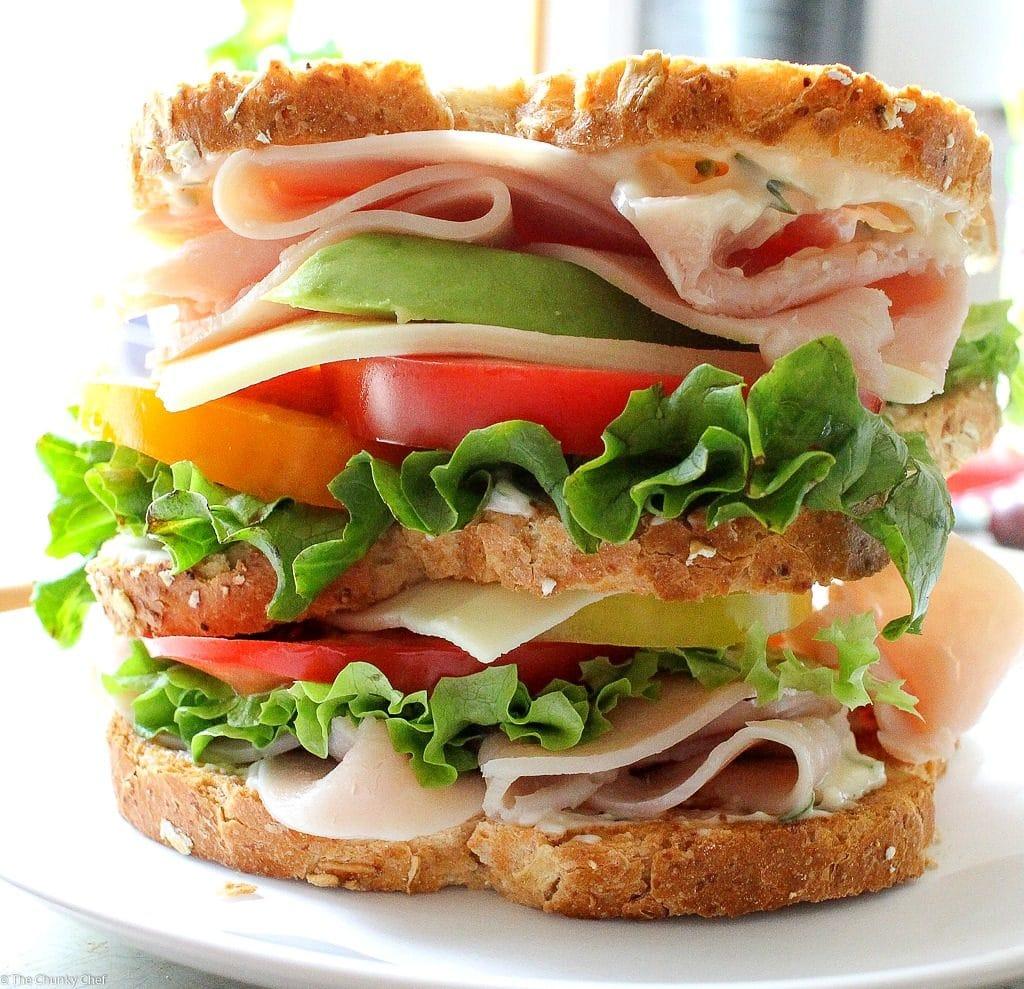 multi layer sandwich